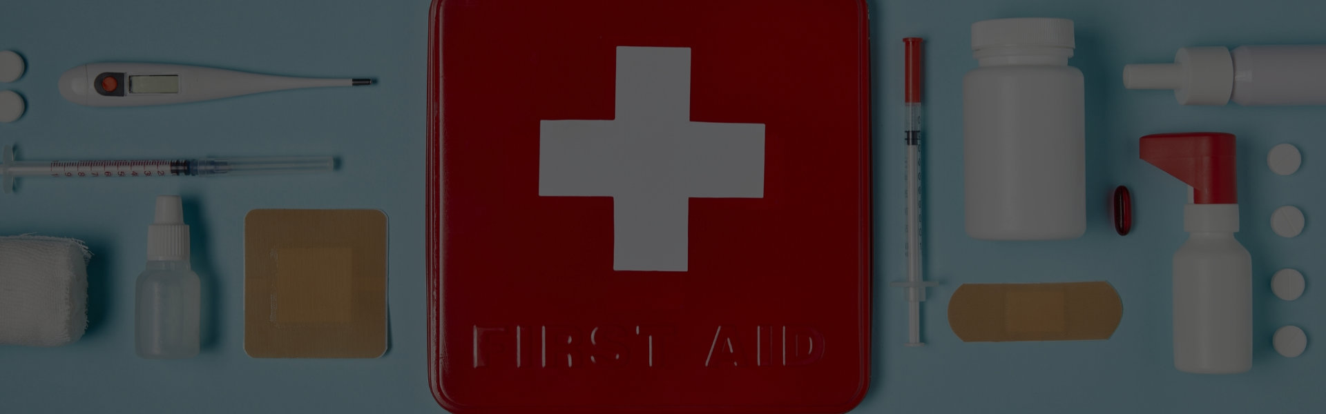 First Aid and Medical Kits