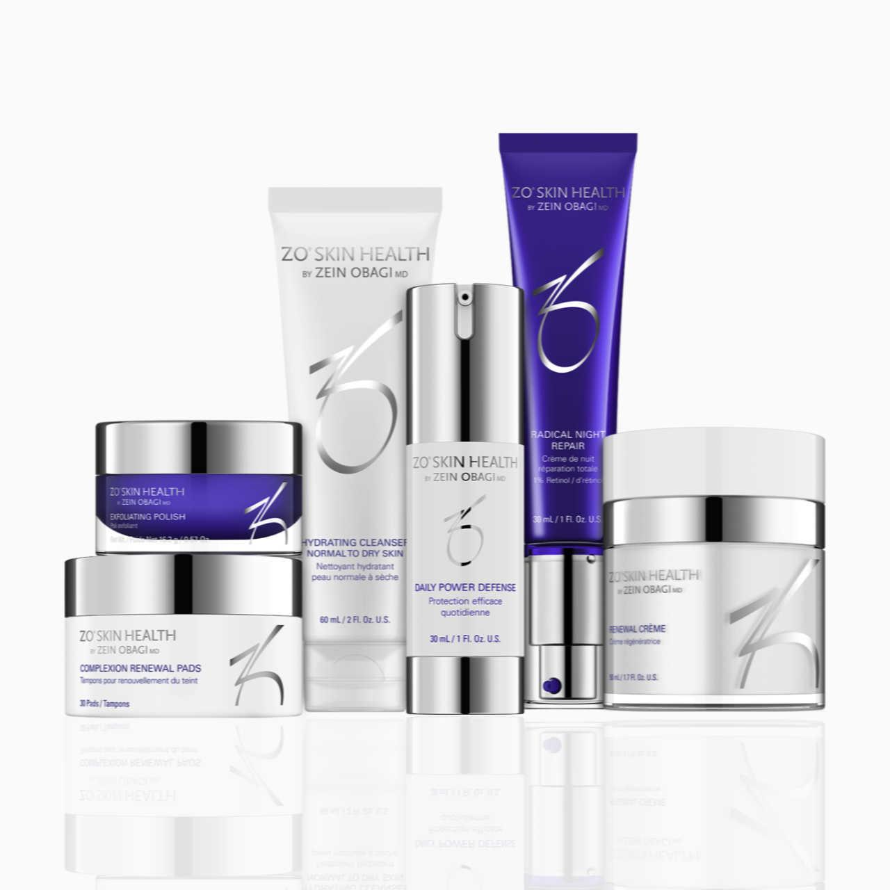 ZO Skin Health Aggressive Anti-Ageing Program