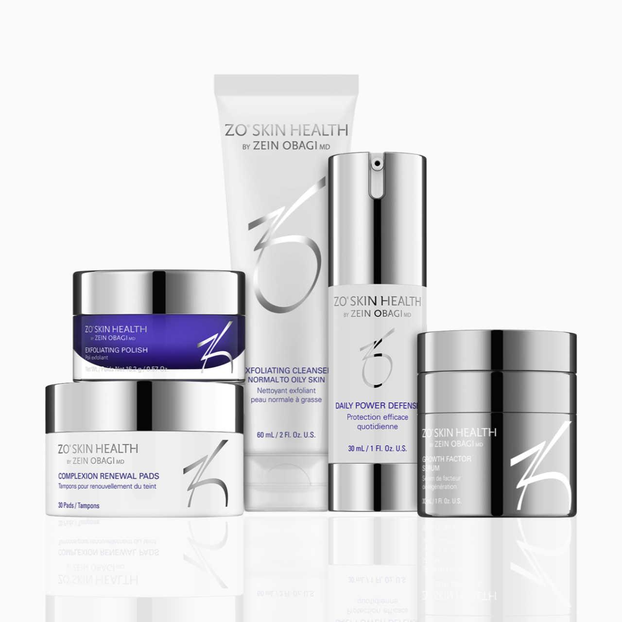 ZO Skin Health Anti-Ageing Program